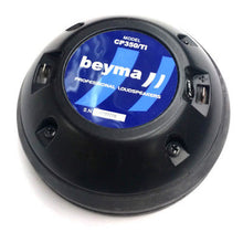 "Load image into Gallery viewer, Beyma CP350/Ti 1"" Professional High Frequency Driver 140 Watts 8 ohms NOS Tested"