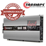 Taramps BASS12K BASS12000 Ultra-High Power Competition Car Amplifier Pure Bass