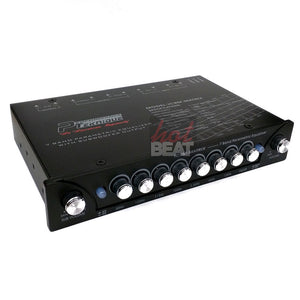 Performance Teknique ICBMMATRIX 7 Band Parametric Equalizer EQ w/ Sub Out Output