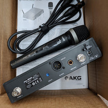 Load image into Gallery viewer, AKG WMS420 Wireless Microphone Mic Vocal System 3416H00010 Expandable up to 8 Ch