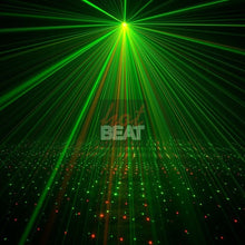 Load image into Gallery viewer, ADJ American DJ Micro Galaxian II Laser Green Red Lights Club DJ Party & Events