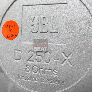 JBL Selenium D250-X Low-Distortion Hi-Quality 200W Compression Horn Driver D250X