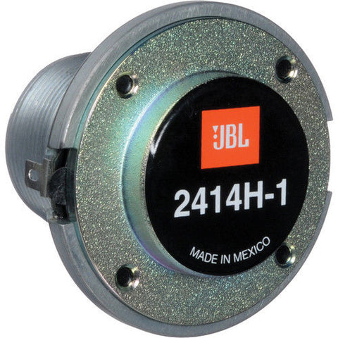 JBL 2414H-1 1-inch Genuine Factory Neodymium Compression Driver for EON Speakers