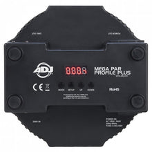Load image into Gallery viewer, ADJ American DJ MEG358 Mega Par Profile Plus Compact RGB+UV LED Lighting Effect