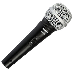 Shure SV100-W Cardioid Dynamic Multi-Purpose Microphone 042406186841 SV100W