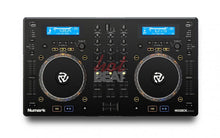 Load image into Gallery viewer, Numark Mixdeck Express MkII Mk2 CD DJ Controller + ProX Hard Road Case w/ Glide