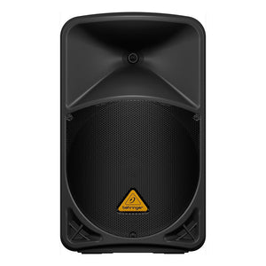 Behringer EUROLIVE B112W 12-inch Active Powered PA Speaker System 696859053917 Front view