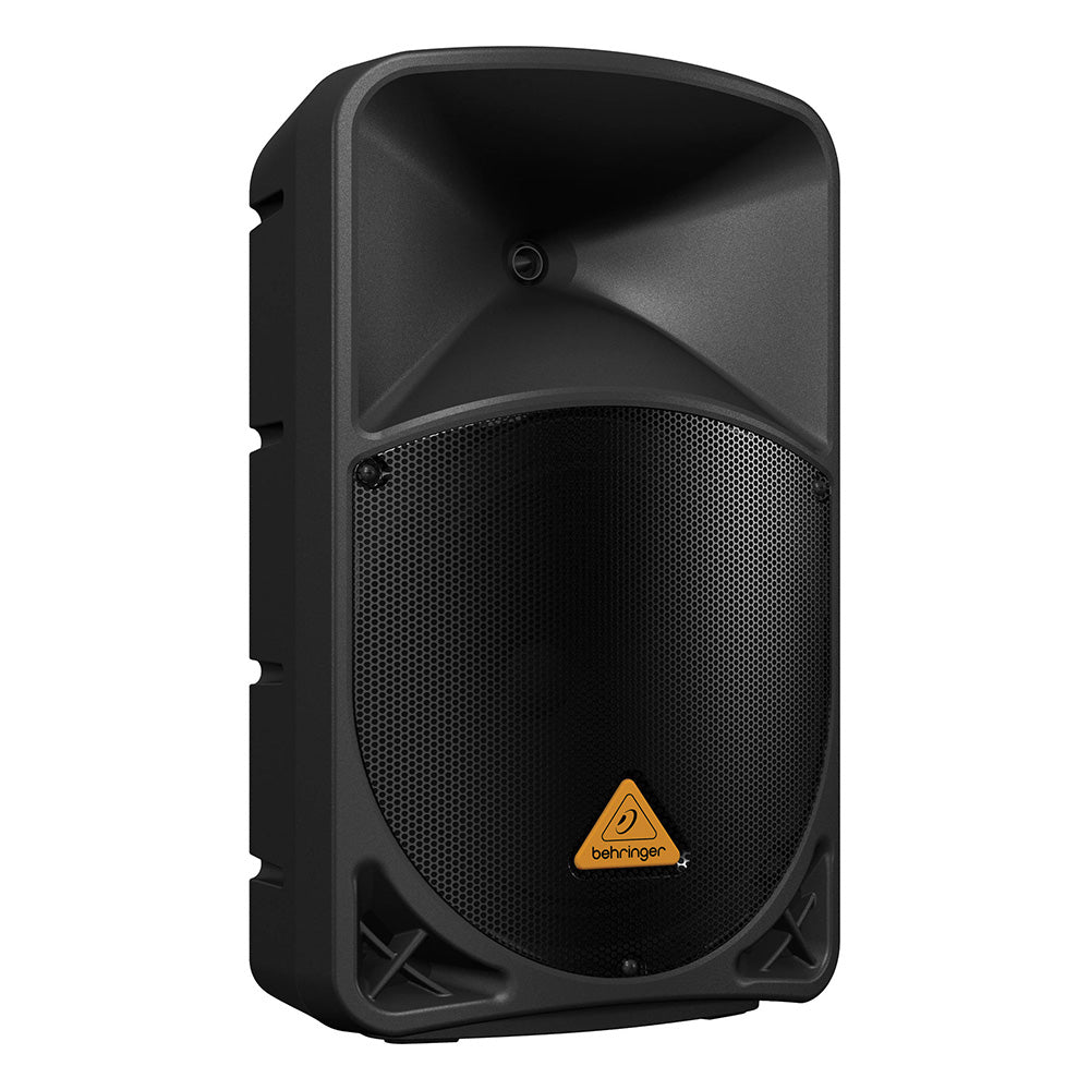 Behringer EUROLIVE B112W 12-inch Active Powered PA Speaker System 696859053917 Front side view