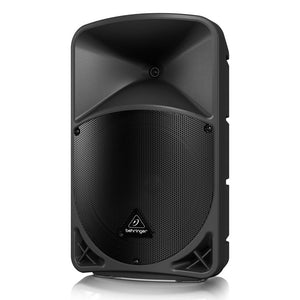 Behringer EUROLIVE B12X 1000 Watt 2-Way 12-inch Powered PA Speaker 748252174949 main front view
