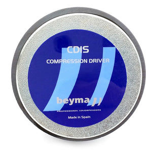 Beyma CD1S 1-inch Throat Compression Driver 8-ohm 8435469002388 rear back view