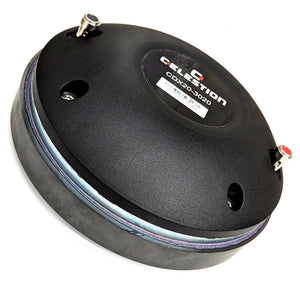 Celestion CDX20-3020 2-inch Bolt-on Compression Driver 100 Watt RMS 8-ohm Side View