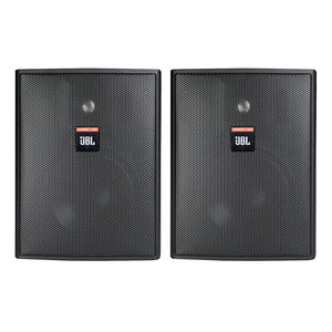"JBL Control 25AV 5.25"" 2-Way 200W Shielded Indoor/Outdoor Pair Speakers 70V 100V (Open Box)"