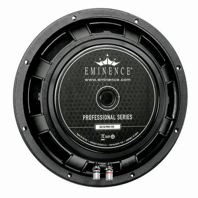 Eminence Delta Pro-12A 12-inch Speaker 400 Watt RMS 8-ohm 0876358000333 rear back view