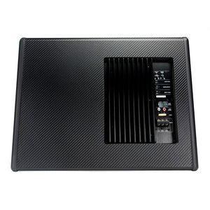"HiFonics 12"" inch HA-112A Alpha Powered Subwoofer System"