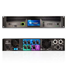 Load image into Gallery viewer, Crown I-Tech 4x3500HD 4-Channel Tour Sound Amplifier OMNIDRIVEHD 691991008023 front and back rear view