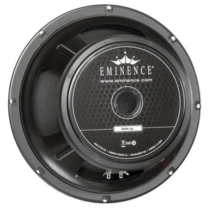 Eminence Kappa-12A 12-inch Speaker 450 Watt RMS 8-ohm rear back view