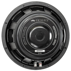Eminence Kappa Pro-12A 12-inch Speaker 500 Watt RMS 8-ohm rear back view