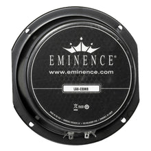 Load image into Gallery viewer, Eminence LA6-CBMR 6.5-inch Sealed Back Speaker 150 Watt RMS 8-ohm line array rear back view