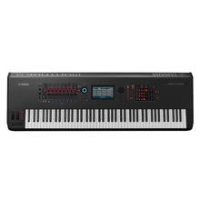 Load image into Gallery viewer, Yamaha Montage 8 - 88-Key Workstation Synthesizer, Black