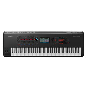 Yamaha Montage 8 - 88-Key Workstation Synthesizer, Black