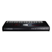 Load image into Gallery viewer, Yamaha Montage 8 - 88-Key Workstation Synthesizer, Black 889025100953 Rear Back side