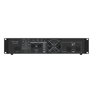 Behringer NX3000 Ultra-Lightweight 3000-Watt Class-D Power Amplifier with SmartSense Loudspeaker Impedance Compensation