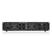 Load image into Gallery viewer, Behringer NX4-6000 Lightweight 4-Channel 6000W Class-D Power Amplifier NX46000 653341314932 rear back