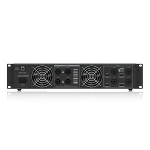 Behringer NX4-6000 Lightweight 4-Channel 6000W Class-D Power Amplifier NX46000 653341314932 rear back