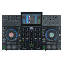 "Load image into Gallery viewer, Denon DJ Prime 4 - Standalone 4-Deck DJ System with 10"" Touchscreen 0694318023792"