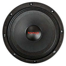 Load image into Gallery viewer, Beyma PRO8MI 8-inch Midrange Midbass Speaker 200 Watt RMS  4-ohm 613815566793 front view