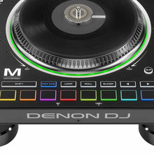 Load image into Gallery viewer, Denon DJ SC5000M Prime DJ Media Player with Motorized Platter & 7-inch Multi-Touch Display 694318023785