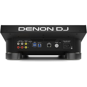 Denon DJ SC5000M Prime DJ Media Player with Motorized Platter & 7-inch Multi-Touch Display 694318023785