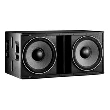 Load image into Gallery viewer, JBL SRX828S Dual 18 inch Passive Subwoofer System (Store Pick-up Only NO SHIPPING)