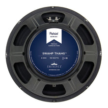 Load image into Gallery viewer, Eminence Patriot Series SWAMP THANG 12-inch Lead/Rhythm Guitar Speaker 150 Watt RMS 8-ohm rear back view