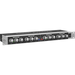 Behringer SX3040 V2 Sonic Exciter Stereo Sound Enhancement Processor 653341305039 front side view