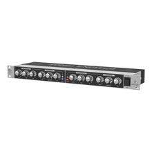 Load image into Gallery viewer, Behringer SX3040 V2 Sonic Exciter Stereo Sound Enhancement Processor 653341305039 side front view