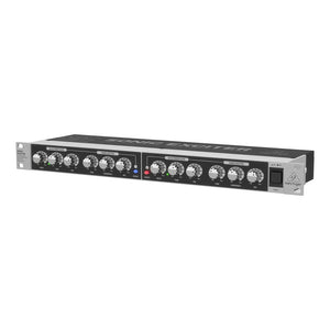 Behringer SX3040 V2 Sonic Exciter Stereo Sound Enhancement Processor 653341305039 side front view