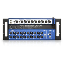 Load image into Gallery viewer, Soundcraft UI24R Digital Mixer - 613815593485 main front image