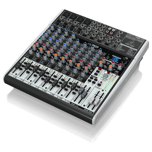 Behringer XENYX X1622USB 16-Input USB Audio Mixer with Effects 736211583246 100-240V right side dj store nearby