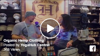 Organic Hemp Clothing and Hemp Bags