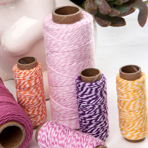 Cotton Bakers Twine Spools