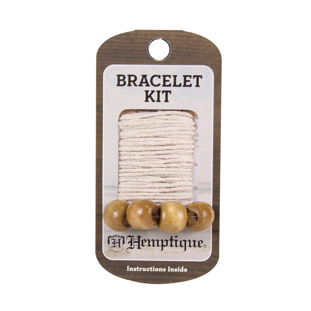Bracelet Kit - Hemptique