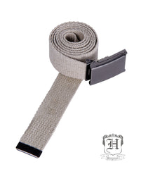 Hemp Belt - Canvas Webbing - Hemptique
