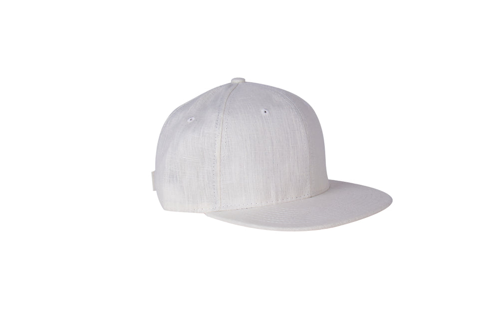 Hemp Hat Flat Brim