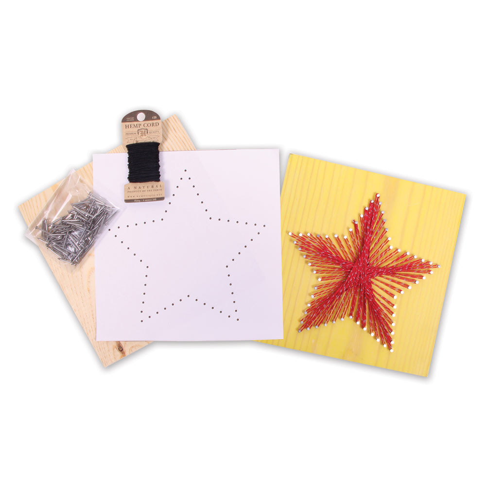 String Art Kit - Hemptique