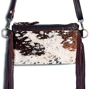Cowgirl - Cowhide Cross Body