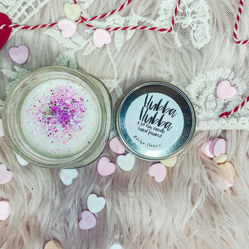 Hubba Hubba -Valentines Candle