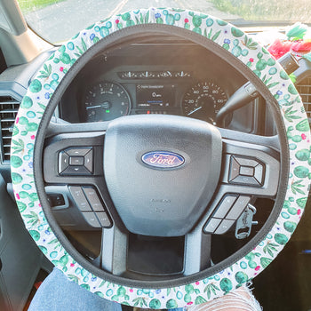 Cactus - Steering Wheel Cover