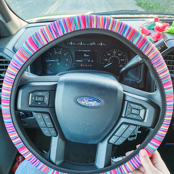 Serape - Steering Wheel Cover