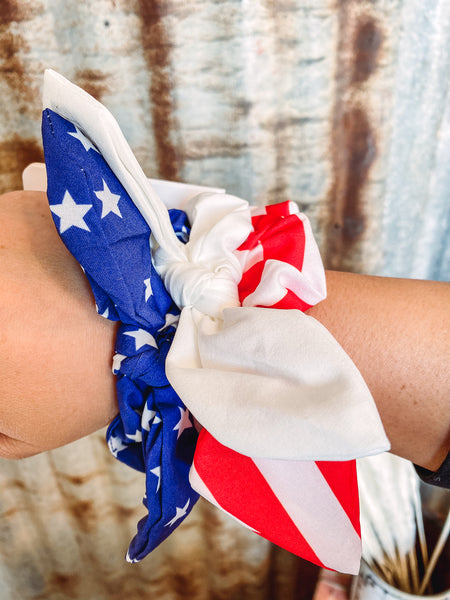 Freedom - Scrunchies Scarf